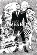 James Bond #1 10 Copy Cheung B&W Incv