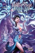 Bettie Page Unbound #9 Cvr A Royle