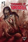 Vengeance of Vampirella #3 Cvr A Parillo