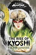 AVATAR-LAST-AIRBENDER-RISE-OF-KYOSHI-HC-NOVEL-(C-1-1-0)