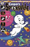 Caspers Spooksville #1 (of 4) Shanower Main Cvr (C: 0-1-0)