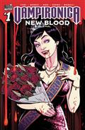 Vampironica New Blood #1 Cvr C Isaacs