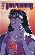 Vampironica New Blood #1 Cvr E Torres