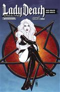 Lady Death Apocalypse #1 Art Deco Var