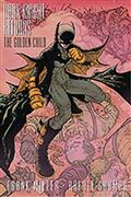 DF Dark Knight Returns Golden Child #1 Sgn Miller