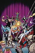 DF Harley Quinn Villain of Year #1 Sgn Russell
