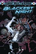 DF Tales From Dark Multiverse Blackest Night #1 Sgn Seeley