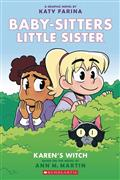 BABY-SITTERS-LITTLE-SISTER-HC-GN-VOL-01-KARENS-WITCH-(C-0-1