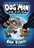 DOG-MAN-HC-GN-W-DUST-JACKET-VOL-04-DOG-MAN-CAT-KID-(C-0-1