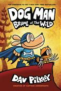 DOG-MAN-HC-GN-W-DUST-JACKET-VOL-06-BRAWL-OF-WILD-(C-0-1-0)