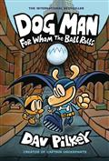 DOG-MAN-HC-GN-W-DUST-JACKET-VOL-07-FOR-WHOM-BALL-ROLLS-(C-0