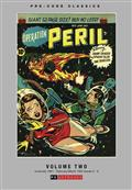PRE-CODE-CLASSICS-OPERATION-PERIL-HC-VOL-02-(C-0-1-0)