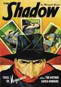 Shadow Novel SC Vol 147 Trail Vengeance Mother Goose Murders