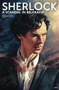 Sherlock Scandal In Belgravia #1 Cvr A Zhang Sherlock