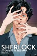 Sherlock Scandal In Belgravia #1 Cvr D Jay