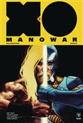 X-O Manowar (2017) Matt Kindt Dlx HC Vol 02 (C: 0-1-2)