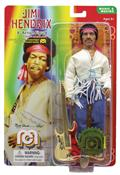 Mego Legends Wave 6 Jimi Hendrix Woodstock Flocked 8In AF (C