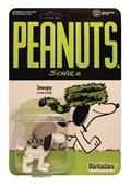 Peanuts Raccoon Hat Snoopy Reaction Figure (Net) (C: 1-1-2)