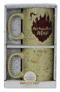 Harry Potter Marauders Map 11Oz Mug 2Pk Set