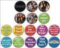 Friends 144Pc Button Dis (C: 1-1-2)