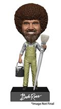 Bob Ross Head Knocker (C: 1-1-2)