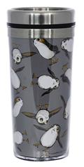 Star Wars Porg All Over Print Travel Tumbler