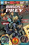 Birds of Prey Giant #1