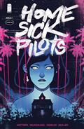 Home Sick Pilots #1 (MR)