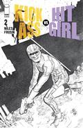 Kick-Ass vs Hit-Girl #2 (of 5) Cvr B Romita Jr (MR)