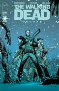 Walking Dead Dlx #5 Cvr B Moore & Mccaig (MR)
