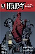 Hellboy & BPRD Her Fatal Hour Cvr A Trevallion