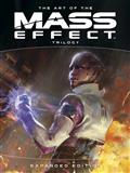 Art of Mass Effect Trilogy Expanded Ed HC (C: 0-1-2)
