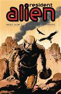 Resident Alien Omnibus TP Vol 01 (C: 0-1-2)