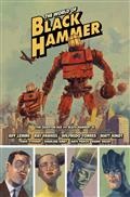 World of Black Hammer Library Ed HC Vol 02 (C: 0-1-2)