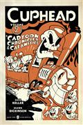 Cuphead TP Vol 02 Cartoon Chronicles & Calamities (C: 0-1-2)