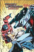Transformers 84 TP Secrets & Lies (C: 0-1-1)