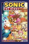 SONIC THE HEDGEHOG TP VOL 08 OUT OF BLUE