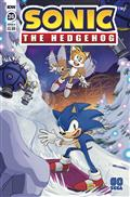 Sonic The Hedgehog #36 Cvr A Schoening (C: 1-0-0)