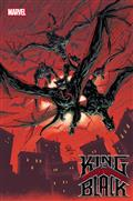 King In Black #1 (of 5) Stegman Darkness Reigns Var