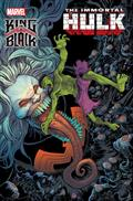 King In Black Immortal Hulk #1