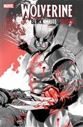 Wolverine Black White Blood #2 (of 4)