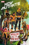 New Mutants #14 Xos