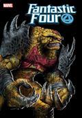Fantastic Four #27 Ferreyra Knullified Var Emp