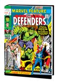 Defenders Omnibus HC Vol 01 Adams Dm Var