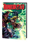 Thunderbolts Omnibus HC Vol 01 Bagley First Issue Cvr