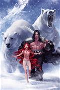 Cimmerian Frost Giants Daughter #1 Cvr B Yoon (MR)