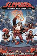 SLEIGHER-TP-VOL-01-HEAVY-METAL-SANTA-CLAUS-(MR)