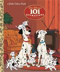 101-DALMATIANS-LITTLE-GOLDEN-BOOK-REISSUE-(C-0-1-0)