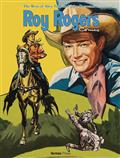 BEST-OF-ALEX-TOTH-JOHN-BUSCEMA-ROY-ROGERS-COMICS-HC