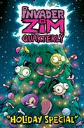 Invader Zim Quarterly Holiday Special #1 Cvr B Wucinich